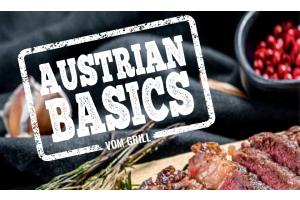 Austrian Basics vom Grill