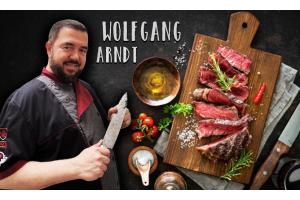 """SCHOOL OF BBQ"" Workshops mit Wolfgang Arndt"
