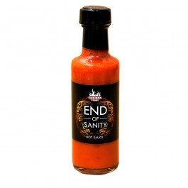 End of Sanity Hot-Sauce 100ml