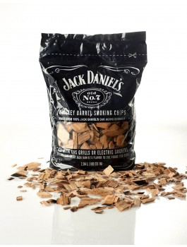 Jack Daniel´s™ Wood Smoking Chips, ca. 1 kg