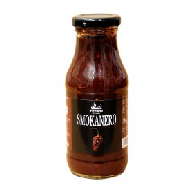 Smokanero Hot-Sauce 250ml