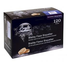 Bradley Special Blend Aromabisquetten 120 Stk
