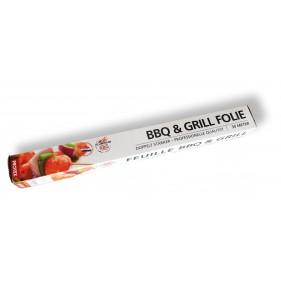 BBQ Grillfolie Alu