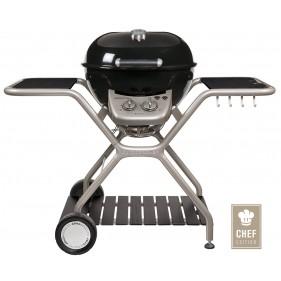 Outdoorchef Montreux 570 G Chef Edition X-Line inkl. Outdoorchef GOURMET CHECK DUAL BT