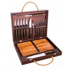 Tramontina BBQ-Koffer-Set, 16-tlg. FSC