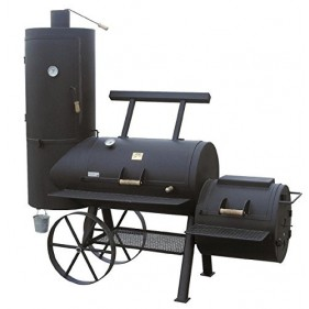 24 JOEs Extended Catering Smoker