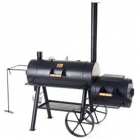 16 JOEs Reverse Flow Smoker, lange Version