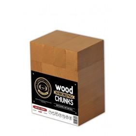 Wood Smoking Chunks / Kirsche