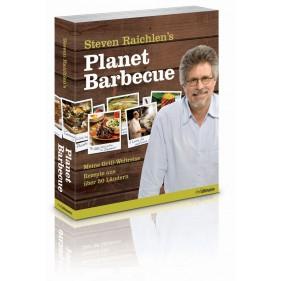 Planet Barbecue! Das neue Buch von Steven Raichlen Tolle Rez