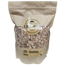 Smo-King-Smo-Woodchips Hickory 1kg