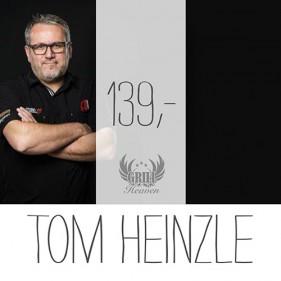 Gutschein Grillkurs Tom Heinzle