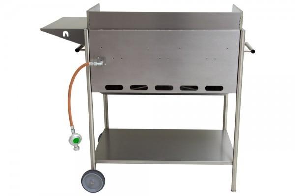 Outdoorküche Mit Gasgrill Xl : Outdoorküche gasgrill xl: schickling gasgrill edelstahl premiogas xl