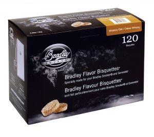 Bradley Whiskey Oak Aromabisquetten |120 Stk