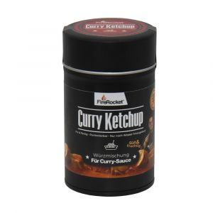 FireRocket Currysauce | Intstant-Powder Currywurstmann Marken-Edition | 170g