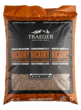 Traeger Hartholz Pellets Hickory 9 kg