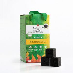 Mc Brikett Kokoko Cubes | Dutch Oven Kohle | 3 kg