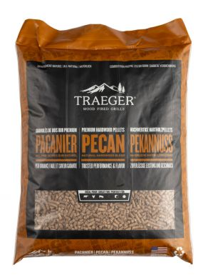 Traeger Hartholz Pellets Pecan 9 kg