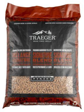 Traeger Hartholz Pellets SIGNATURE BLEND 9 kg