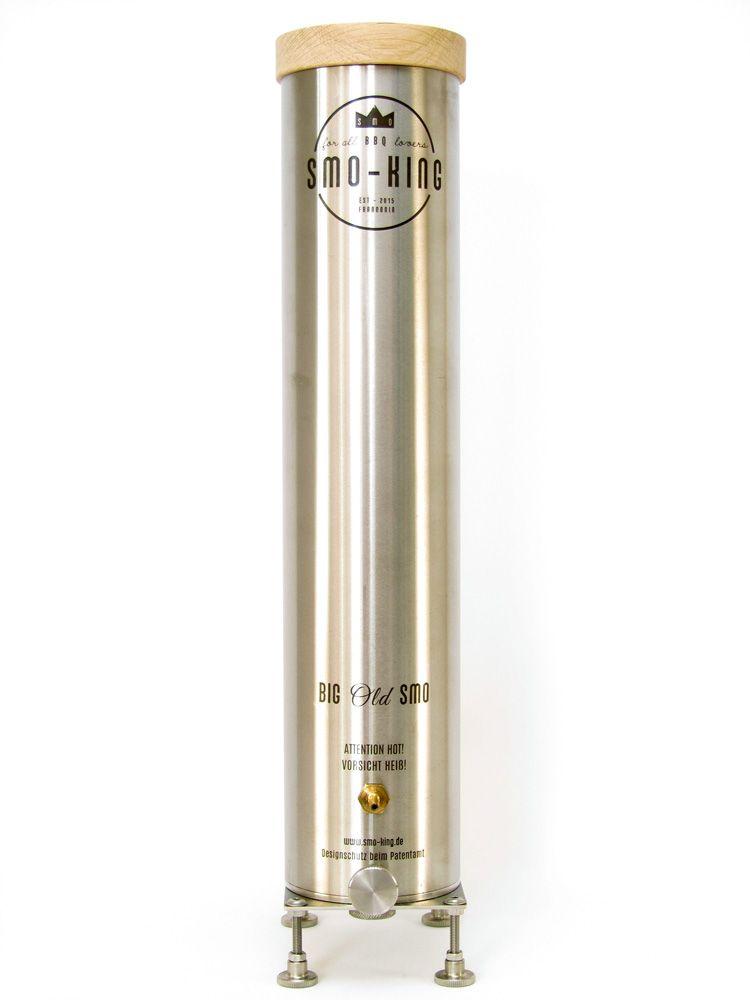 Smo-King 2,3 L 230 Volt Räuchern Grillen Kaltrauchgenerator Kaltraucherzeuger