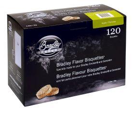 Bradley Apfel Aromabisquetten | 120 Stk