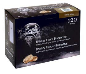 Bradley Hickory Aromabisquetten | 120 Stk