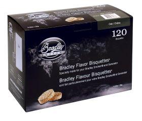 Bradley Eiche Aromabisquetten | 120 Stk