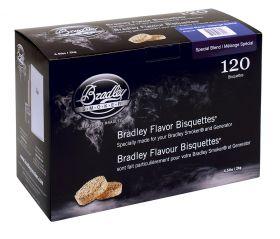 Bradley Special Blend Aromabisquetten | 120 Stk