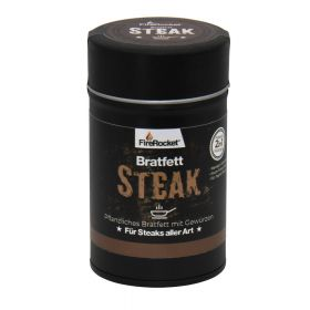 FireRocket Bratfett Granulat | Steak | 150g