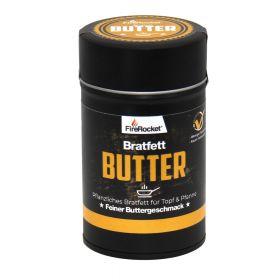 FireRocket Bratfett Granulat | Butter | 120g