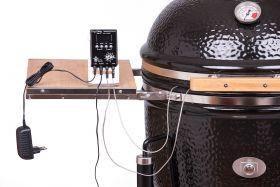 DigiQ DX3 Black Controller - für Monolith Ceramic und Weber Set (EU power)