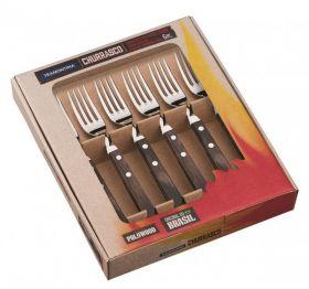 Tramontina Steakgabel-Set, 6-tlg.