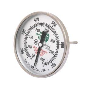 Big Green Egg Ersatz Thermometer für M, S, MiniMax und Mini Egg