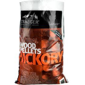 Traeger Hartholz Pellets | Hickory | 9 kg