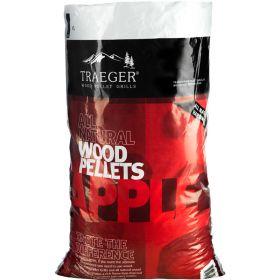 Traeger Hartholz Pellets |Apfel | 9 kg