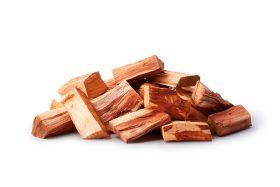 Napoelon Holz-Räucherchunks, Pflaume 1,5 kg