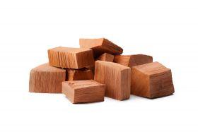 Napoelon Holz-Räucherchunks, Buche 1,5 kg