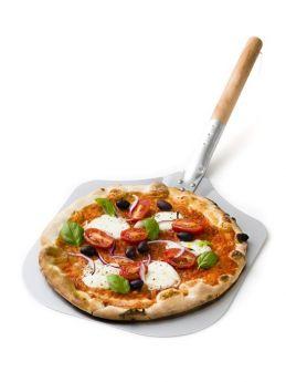 Dangrill Pizzaheber Aluminium/ Holz