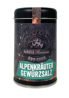 Alpenkräuter Gewürzsalz 150g
