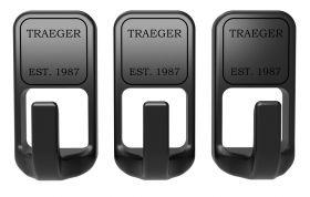 Traeger Magnethaken   3er Set