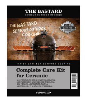 The Bastard | Renigungsset für Keramik