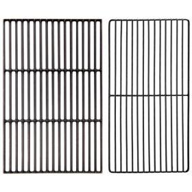 Traeger Grillrost Set 2-teilig für Pro 575, Gusseisen/Porzellanbeschichtung