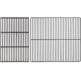 Traeger Grillrost Set 2-teilig für Pro 34, Gusseisen/Porzellanbeschichtung