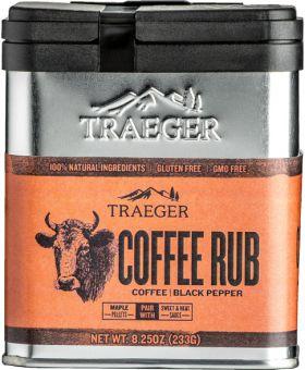 Traeger COFFEE RUB 8.25 OZ