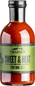Traeger BBQ SAUCE - SWEET & HEAT 473 ml