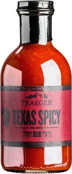 Traeger BBQ SAUCE - TEXAS SPICY 473 ml