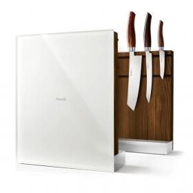 Nesmuk Messerhalter | Schwarz, Grau oder Weiß | Bestellbar auf Anfrage