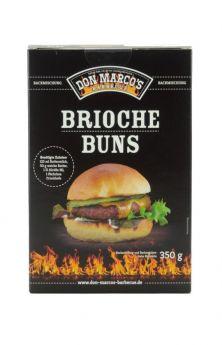 Don Marco's Brioche Buns 350g