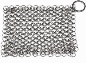 FireRocket Edelstahl Ringreiniger | 12,5 x 12,5 cm