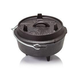Petromax Feuertopf ft3 Dutch Oven mit Füßen