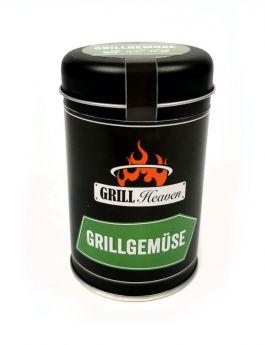 Barbecue-for-Champions GrillGemüse Gewürz, 100g Streudose
